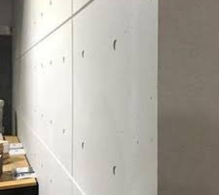 Revêtement mural à effet béton Conclad