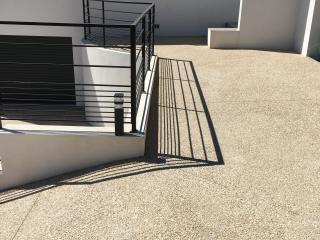 Rampe d'accès