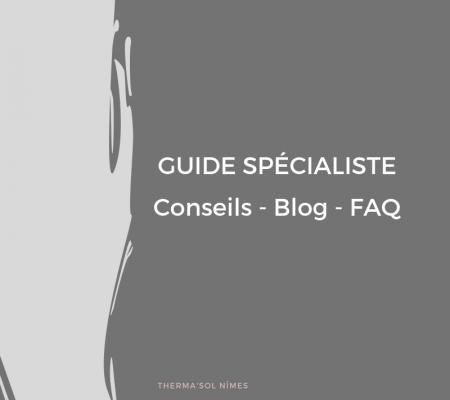 Guide du béton : conseils / FAQ / blog