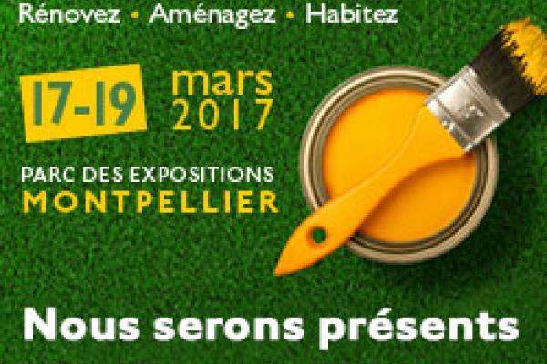 Maison Mania du 17 au 19 Mars 2017