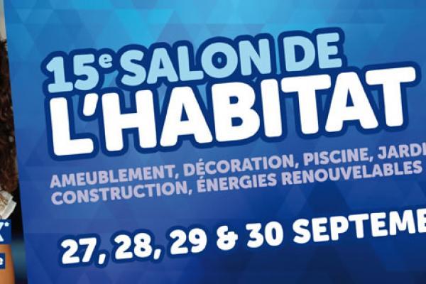 Therma'Sol sera au Salon de l'Habitat d'Alès 2019 du 27 au 30 septembre !