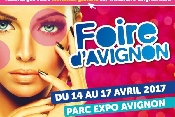 Parc des Expositions d'Avignon du 14 au 17 Avril 2017