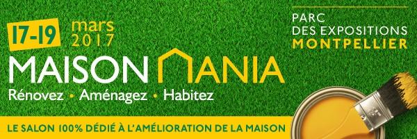 Maison Mania : Therma'Sol répond présent à Montpellier pour faire découvrir ses bétons